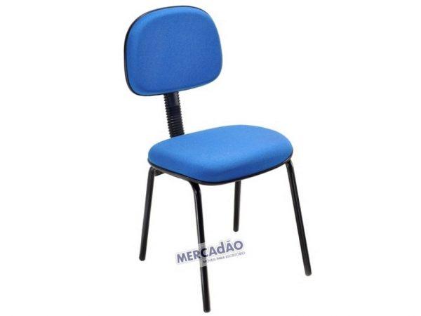 Cadeira Secretaria 4 pes