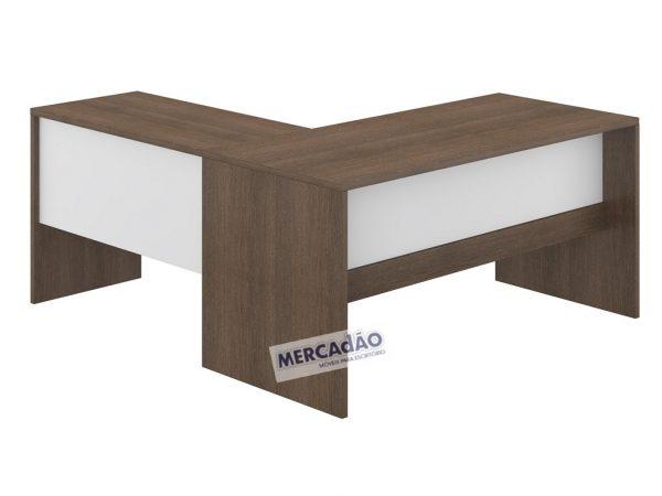 Mesa com negativo e auxiliar Style