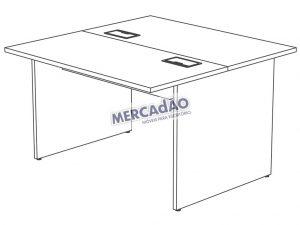Concept Plataforma Dupla Painel 25521